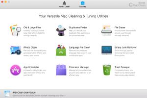 MacClean Utilities Overview